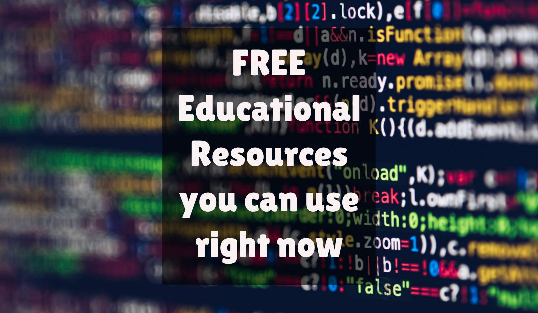 Free Educational Resources for Families